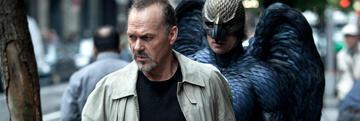 Versteckte Schnitte: Birdman mit Michael Keaton