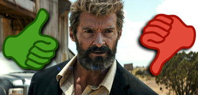 Logan - The Wolverine mit Hugh Jackman