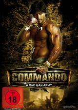 Commando - A One Man Army - Poster