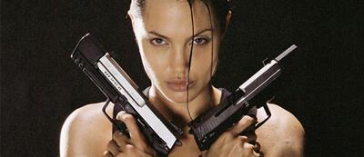 Angelina Jolie als Lara Croft