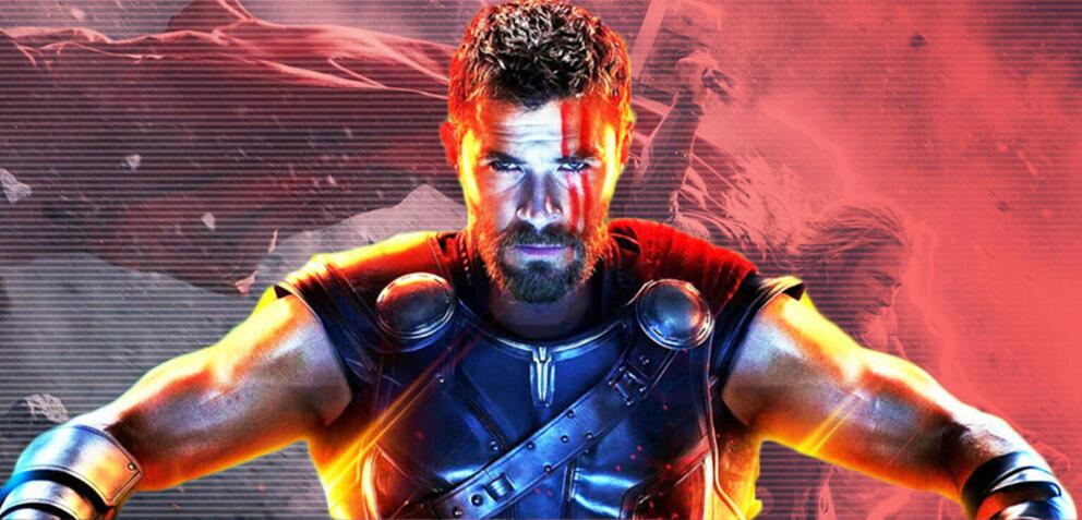 Chris Hemsworth als Thor