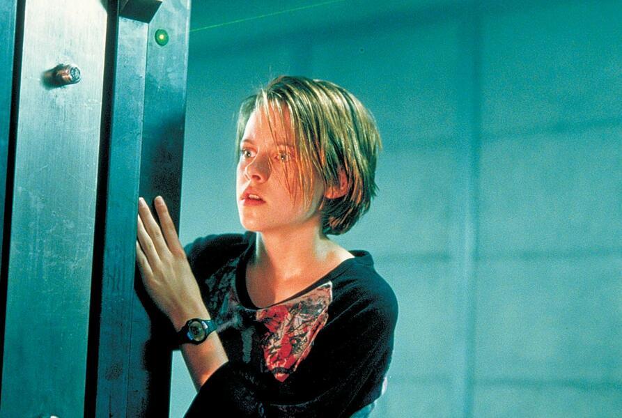 Kristen Stewart in Panic Room
