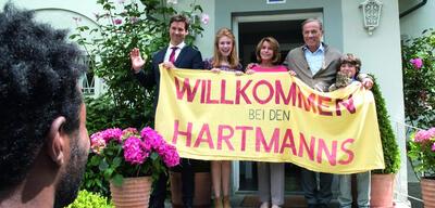 Willkommen bei den Hartmanns!