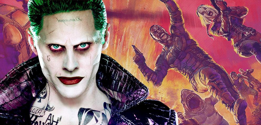 Joker und The Suicide Squad