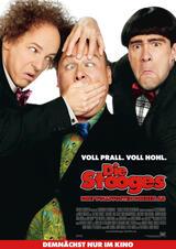 Die Stooges - Drei Vollpfosten drehen ab - Poster