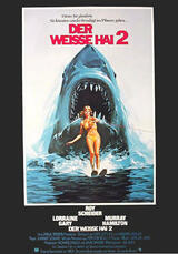 Der weiße Hai 2 - Poster