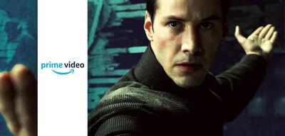Keanu Reeves als Neo in Matrix Revolutions