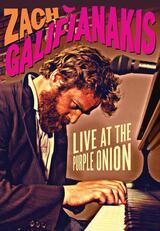Zach Galifianakis: Live at the Purple Onion - Poster