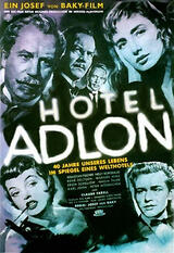Hotel Adlon - Poster