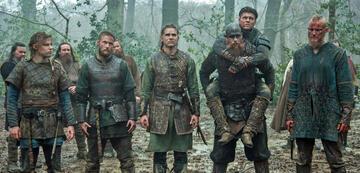 Vikings: Floki und die Söhne Ragnars