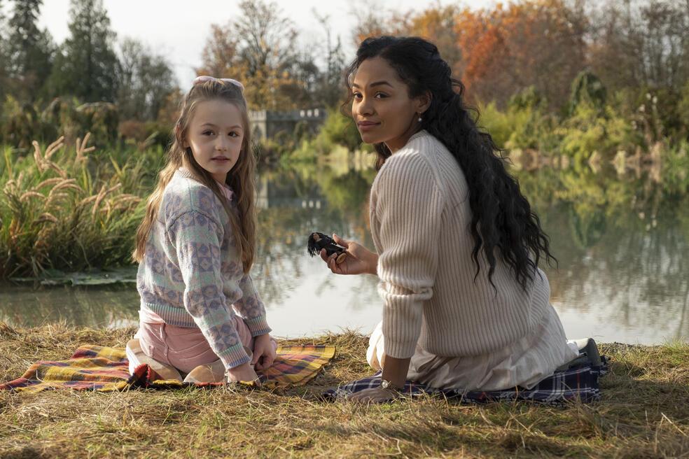 Spuk in Bly Manor, Spuk in Bly Manor - Staffel 1 mit Amelie Bea Smith und Tahirah Sharif