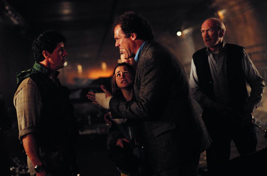 Daylight mit Sylvester Stallone, Danielle Harris und Jay O. Sanders