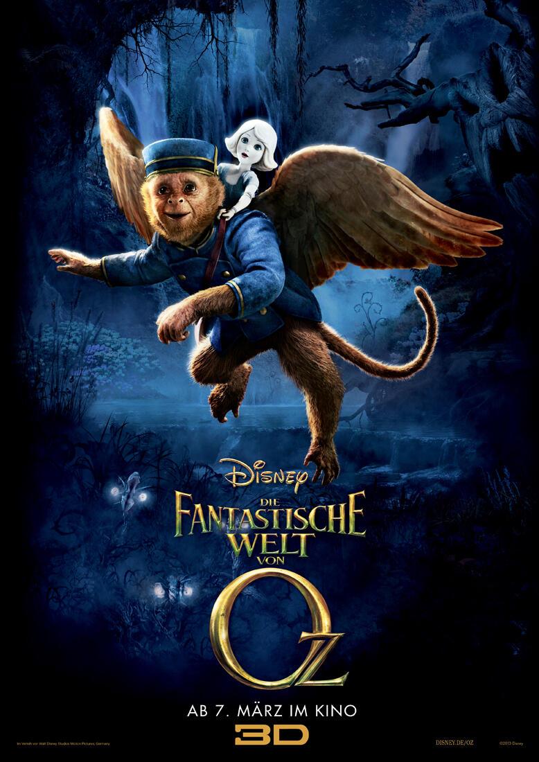 Die Fantastische Welt Von Oz Stream