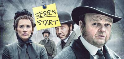 Heute startet die britischen Miniserie The Secret Agent auf BBC