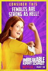 Unbreakable Kimmy Schmidt - Staffel 3 - Poster