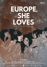 Europe, She Loves - Poster