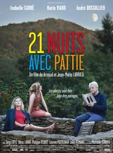 21 Nächte mit Pattie - Poster
