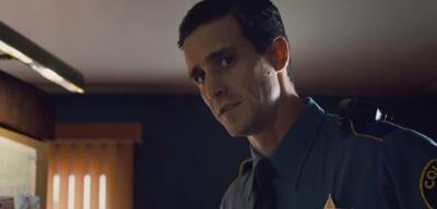 Wieder mit dabei: James Ransone als Deputy
