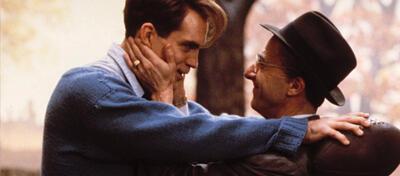 John Malkovich & Dustin Hoffmann als Biff Loman & Willy Loman