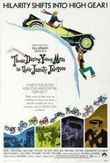 Monte Carlo Rallye - Poster