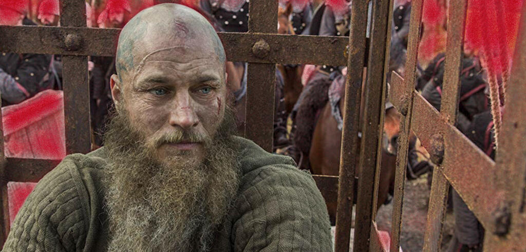 Travis Fimmel als Ragnar Lothbrok in Vikings