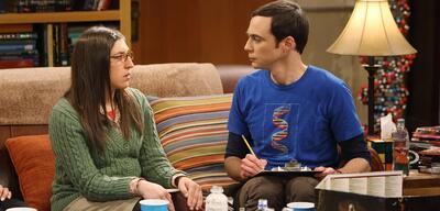 The Big Bang Theory: Amy und Sheldon