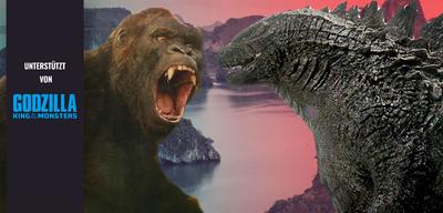 Das MonsterVerse verbindet King Kong mit Godzilla