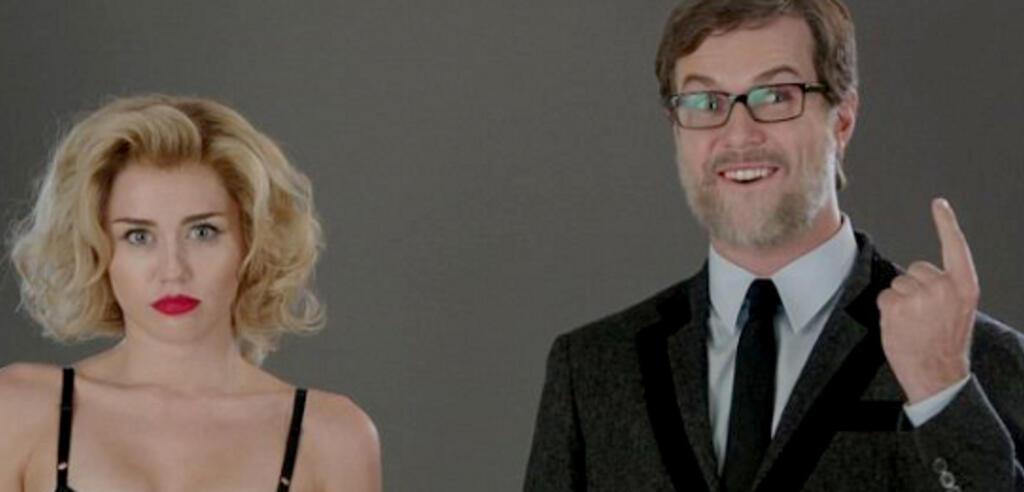 Scarlett Johansson und Christoph Waltz sprechen für 50 Shades of Grey vor