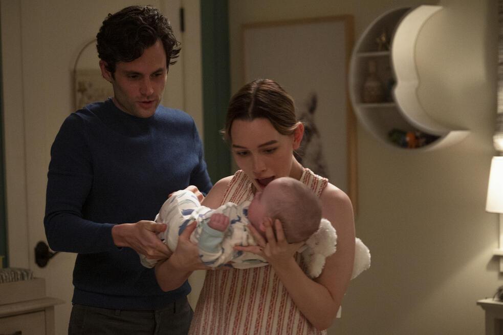 You - Du wirst mich lieben, You - Du wirst mich lieben - Staffel 3 mit Penn Badgley und Victoria Pedretti