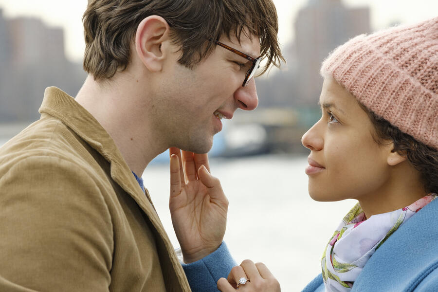 Irreplaceable You mit Michiel Huisman und Gugu Mbatha-Raw
