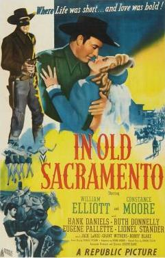 Der Bandit von Sacramento