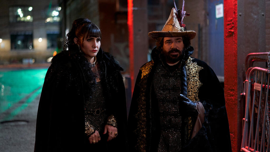 What We Do in the Shadows - Staffel 1