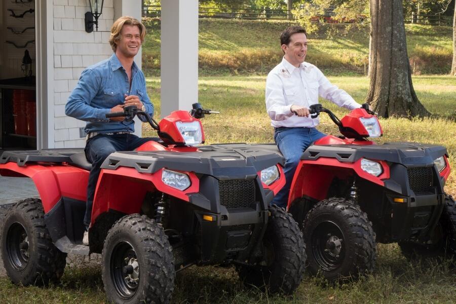 Vacation - Wir sind die Griswolds mit Chris Hemsworth und Ed Helms