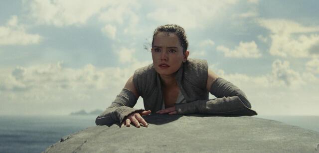 Star Wars: Episode VIII - Die letzten Jedi mitDaisy Ridley