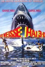 Der weiße Hai 3 Poster