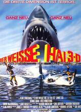 Der weiße Hai 3 - Poster