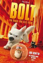 Bolt - Ein Hund für alle Fälle Poster