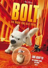 Bolt - Ein Hund für alle Fälle - Poster