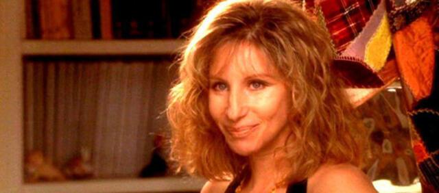 Barbra Streisand in Liebe hat zwei Gesichter