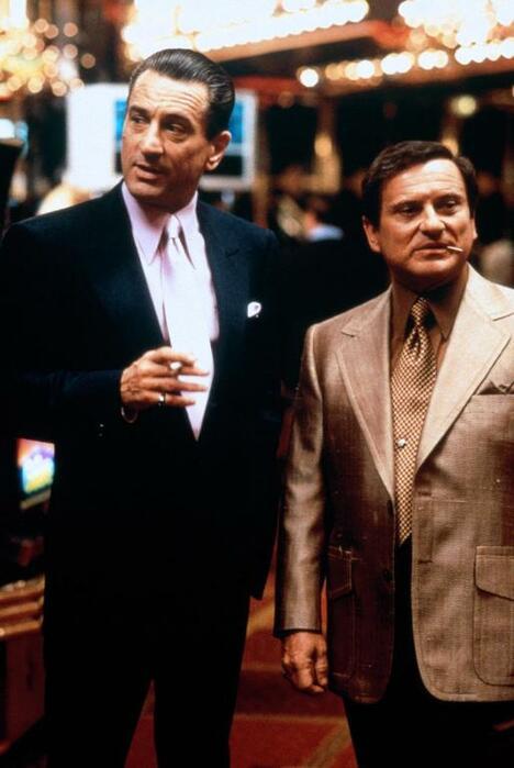 Casino mit Joe Pesci
