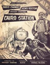 Tatort ... Hauptbahnhof Kairo - Poster