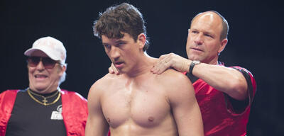 Miles Teller in Bleed for This