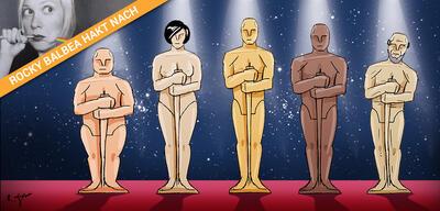 Diversität bei den Oscars, schön wär's
