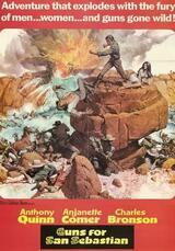 Die Hölle von San Sebastian - Poster