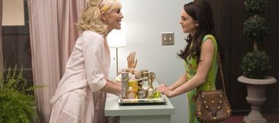 Sharon Stone und Lindsay Lohan in Bobby