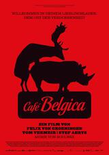 Café Belgica - Poster