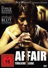 Affair - Tödliche Liebe - Poster