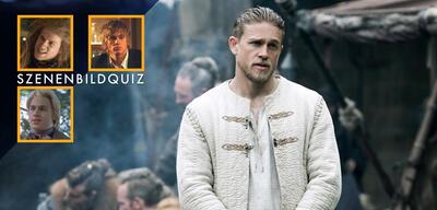 Charlie Hunnam ist der heutige Star in unserem Szenenbild-Quiz