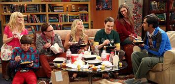 Bild zu:  The Big Bang Theory