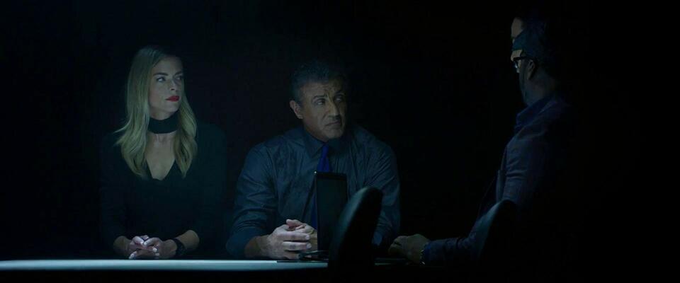 Escape Plan 3 mit Sylvester Stallone und Jaime King